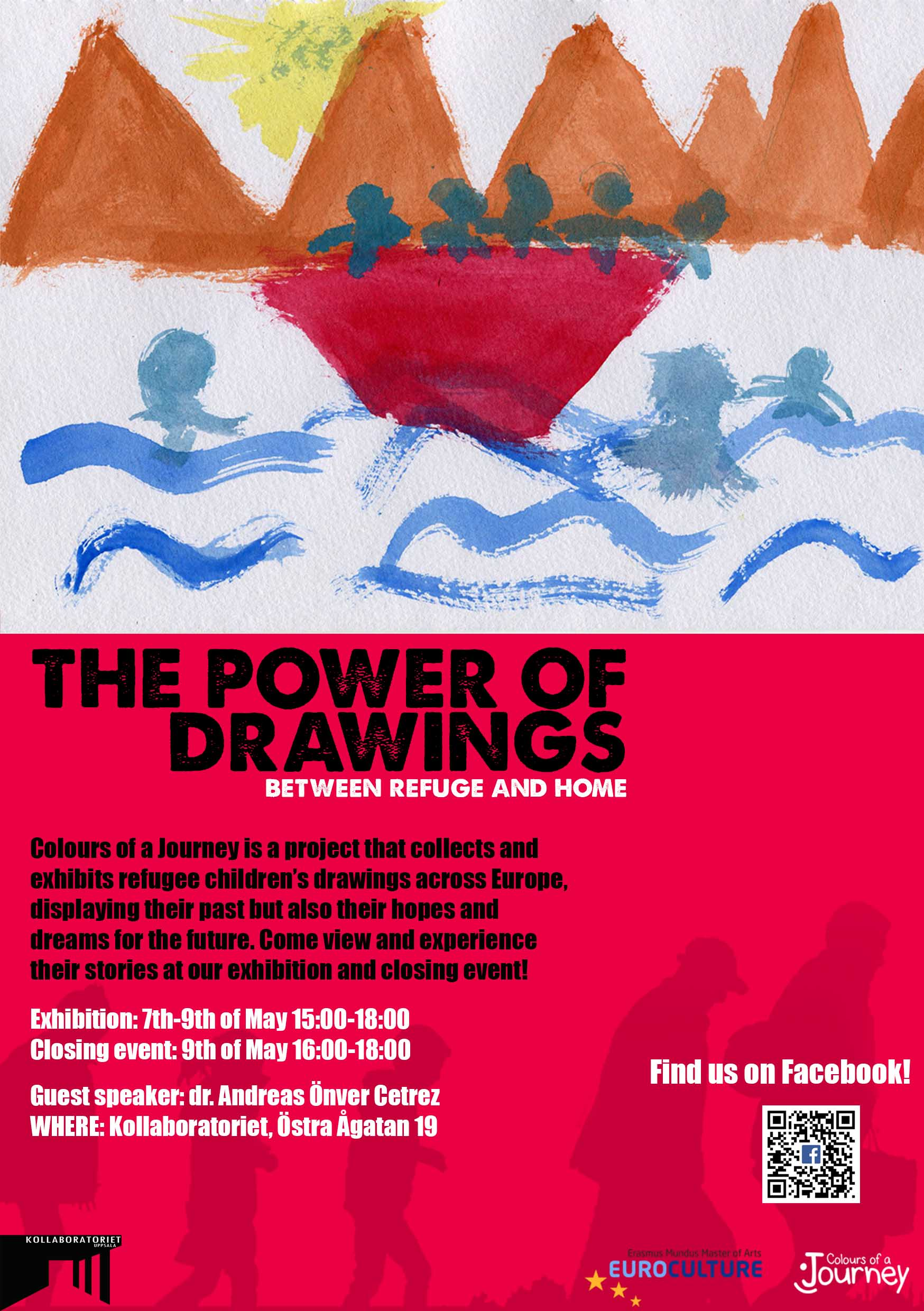 The Power of Drawings: Between Refuge and Home
