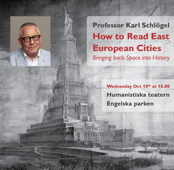How to Read East European Cities-Bringing back Space into History