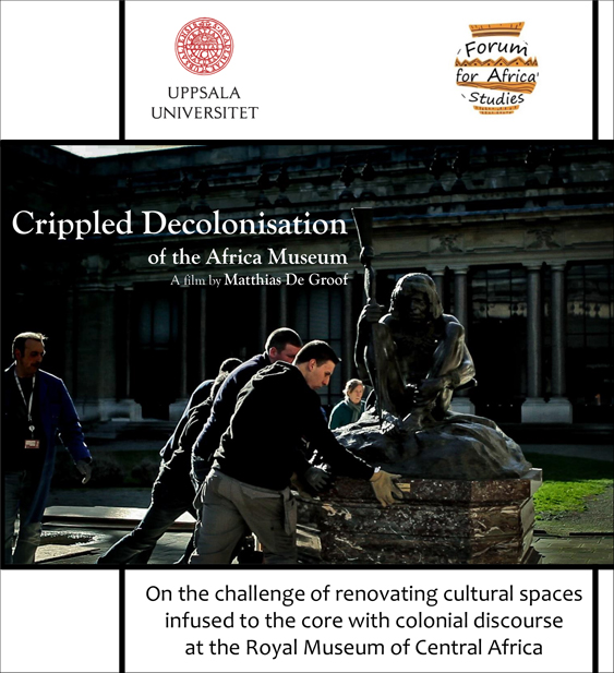 Film: Crippled Decolonisation of the Africa Museum