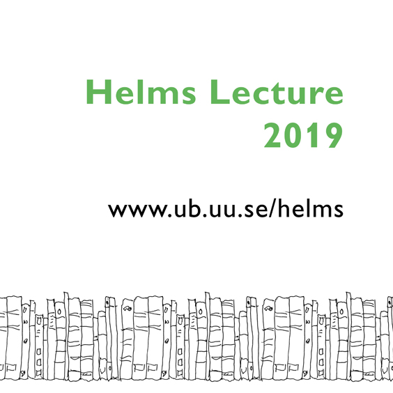 Adam Helms Lecture 2019