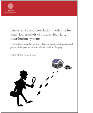 Licentiatseminarium: Uncertainty and correlation modeling for load flow analysis of future electricity distribution systems: Probabilistic modeling of low voltage networks with residential photovoltaic generation and electric vehicle charging